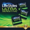 LifeStyles Ultra Sensitive Lubricated Latex Condoms - 40ct - image 4 of 4