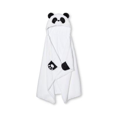 Hooded Baby Blanket Panda - Cloud Island™ - White