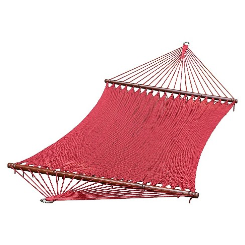 13 Foot Caribbean Hammock - Burgundy - image 1 of 4