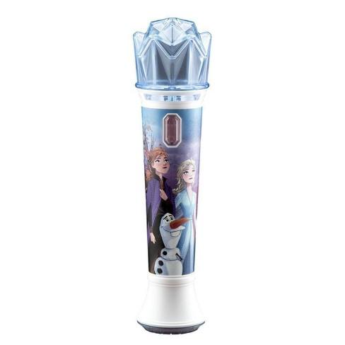 Disney Frozen 2 Pretend Toy Microphone - image 1 of 4