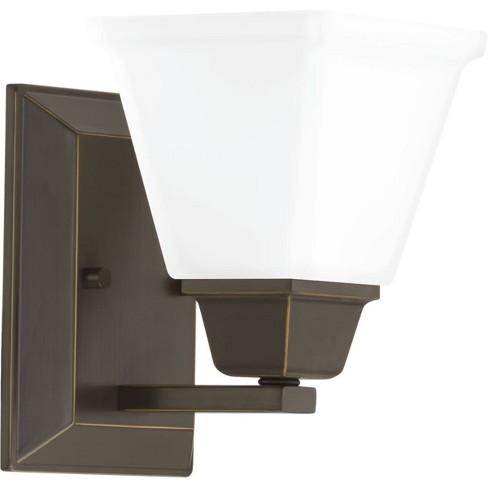 "Progress Lighting P300158 Clifton Heights Single Light 5-1/2"" Wide Bathroom Sconce - image 1 of 1"