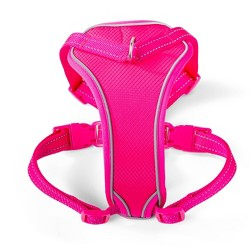 Ultimate Dog Harness - Pink - Boots & Barkley™