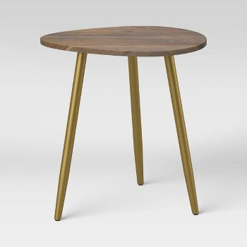 Project 62 Mid-Century Wood End Table