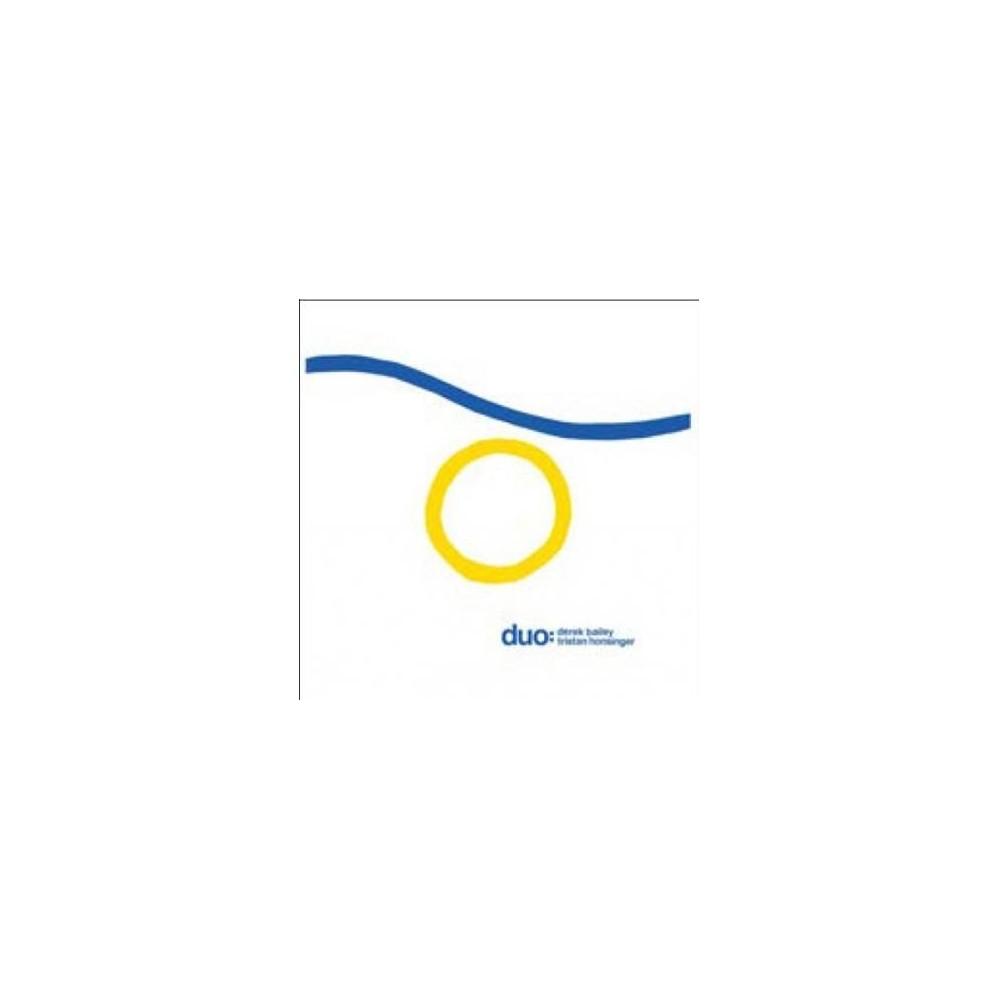 Derek Bailey - Duo (Vinyl)