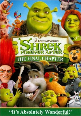 Shrek Forever After: The Final Chapter (DVD)