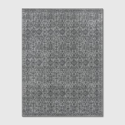 Overprint Persian Splatter Tufted Rug - Threshold™