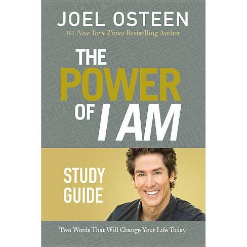 The Power of I Am - by  Joel Osteen (Paperback) - image 1 of 1