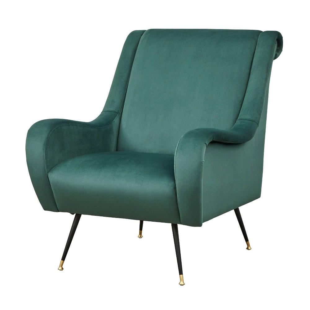Image of Capri Chair Green - Lifestorey
