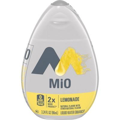 MiO Energy Lemonade Liquid Water Enhancer - 3.24 fl oz Bottle