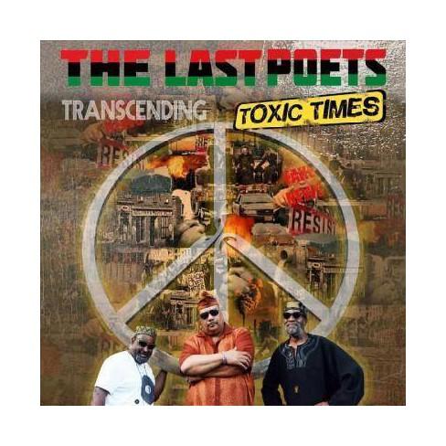 Last Poets - Transcending Toxic Times (CD) - image 1 of 1