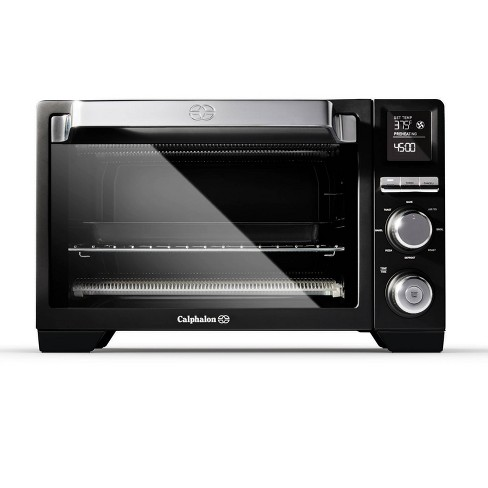 Calphalon Precision Control Air Fryer Toaster Oven - Black - image 1 of 4