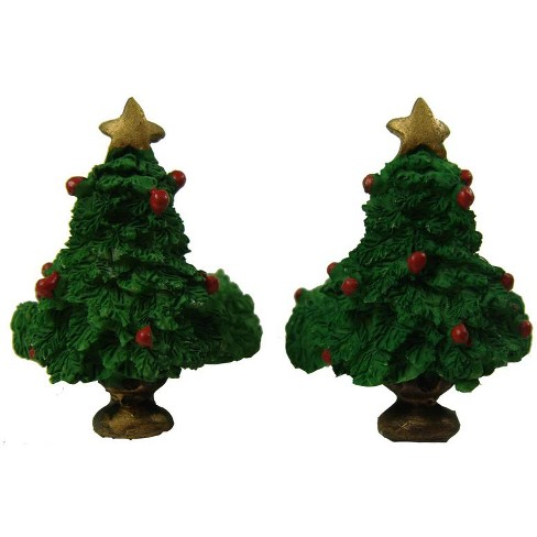 """Northlight 288ct Christmas Tree Taper Candle Ring Set 1.5"""" - Green/Red"""
