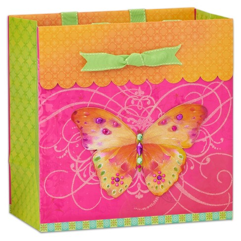 Papyrus Erfly Large Gift Bag