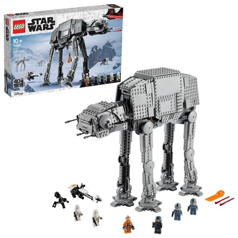 LEGO Star Wars AT-AT Building Kit, Awesome AT-AT Walker Building Toy for Creative Play 75288 - image 1 of 4