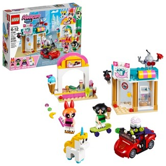 LEGO PowerPuff Girls Mojo Jojo Strikes 41288