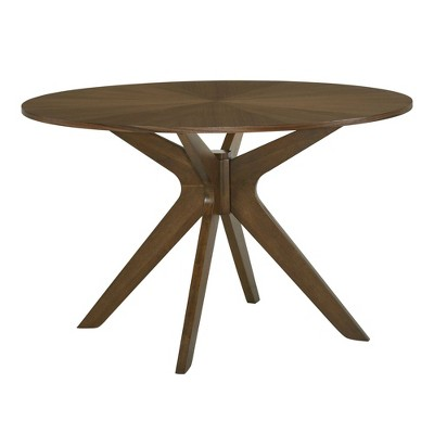Wynden Standard Height Dining Table Walnut - Picket House Furnishings