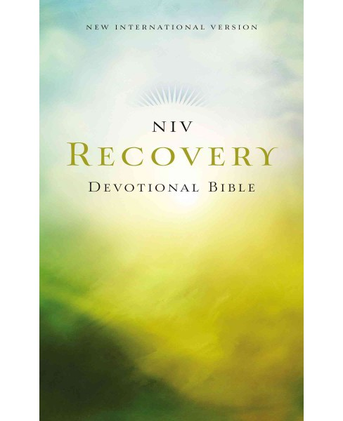 NIV Recovery Devotional Bible : New International Version (Paperback) - image 1 of 1