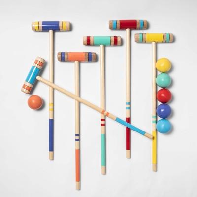 Kids' Croquet Lawn Sports Set - Sun Squad™