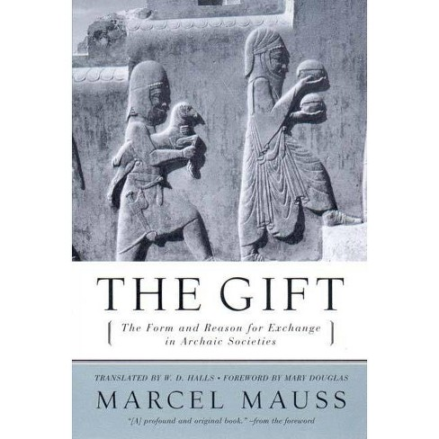 The Gift - by  Marcel Mauss (Paperback) - image 1 of 1