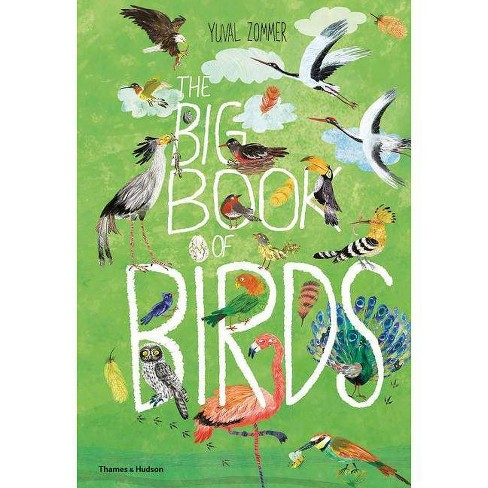 The Big Book of Birds - by  Yuval Zommer (Hardcover) - image 1 of 1