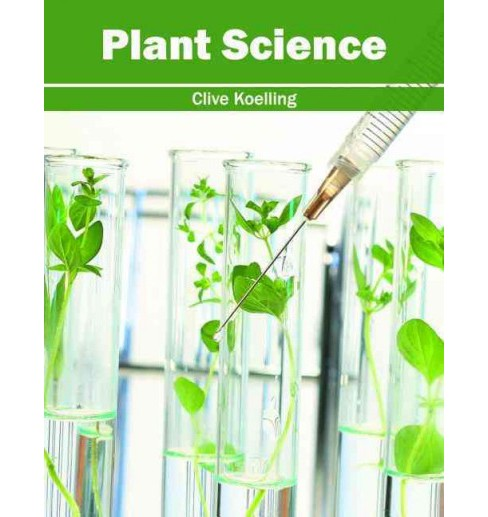Plant Science (Hardcover) - image 1 of 1