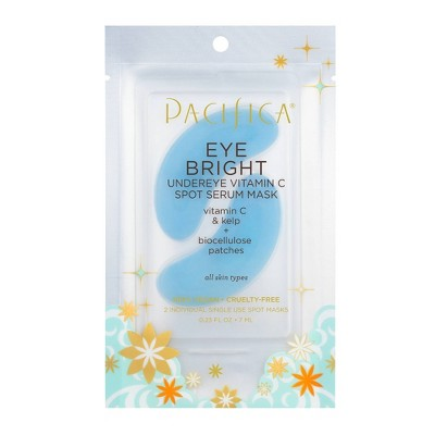 Pacifica Eye Bright Undereye Vitamin C Patches - 0.23oz