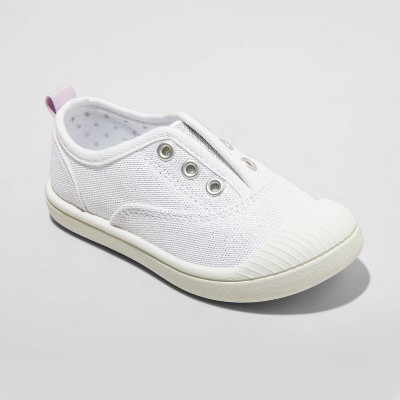 Toddler Rory Slip-On Apparel Sneakers - Cat & Jack™