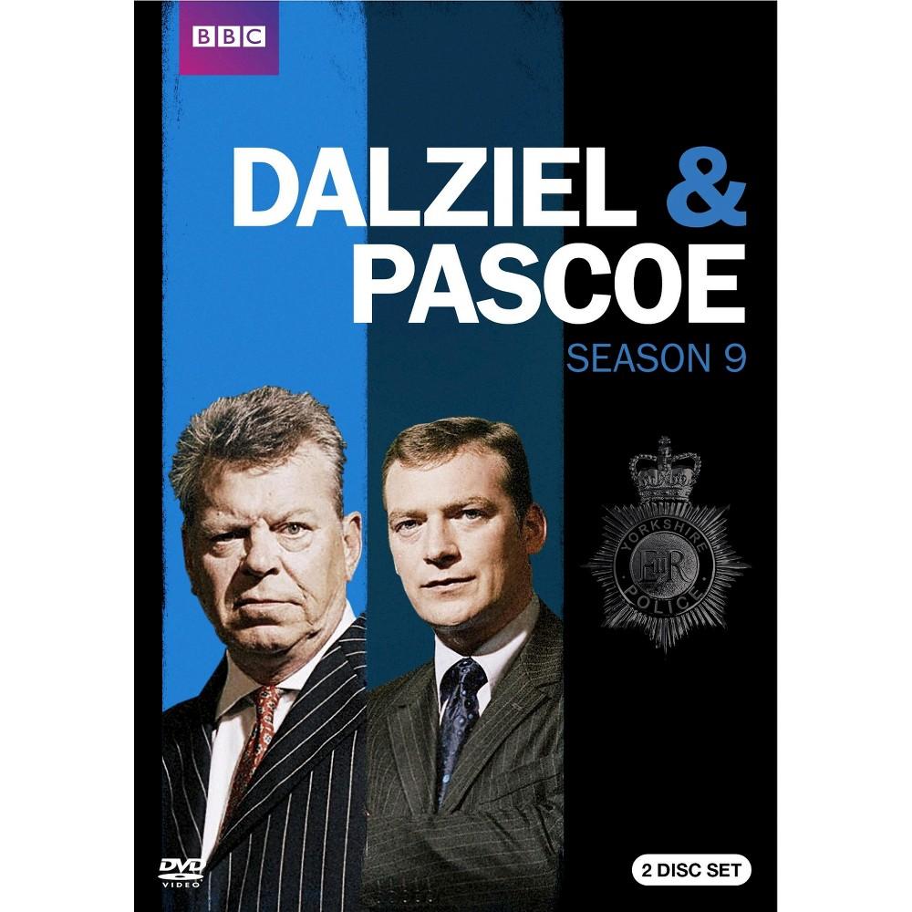 Dalziel & Pascoe:Season Nine (Dvd)