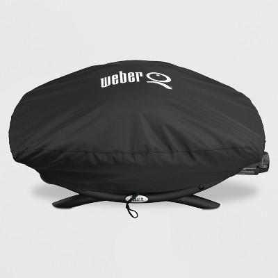 Weber Q200/2000 Bonnet Cover- Black