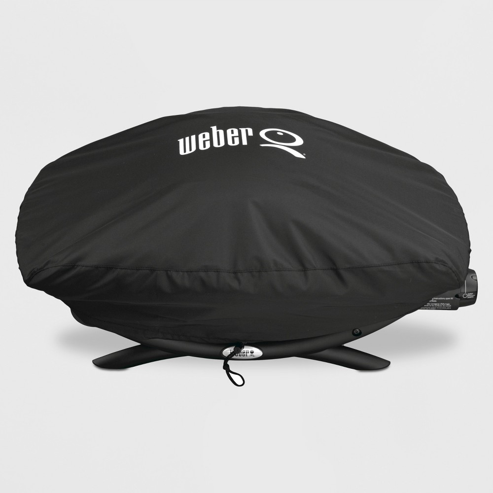 Weber Q200/2000 Bonnet Cover- Black 51829675