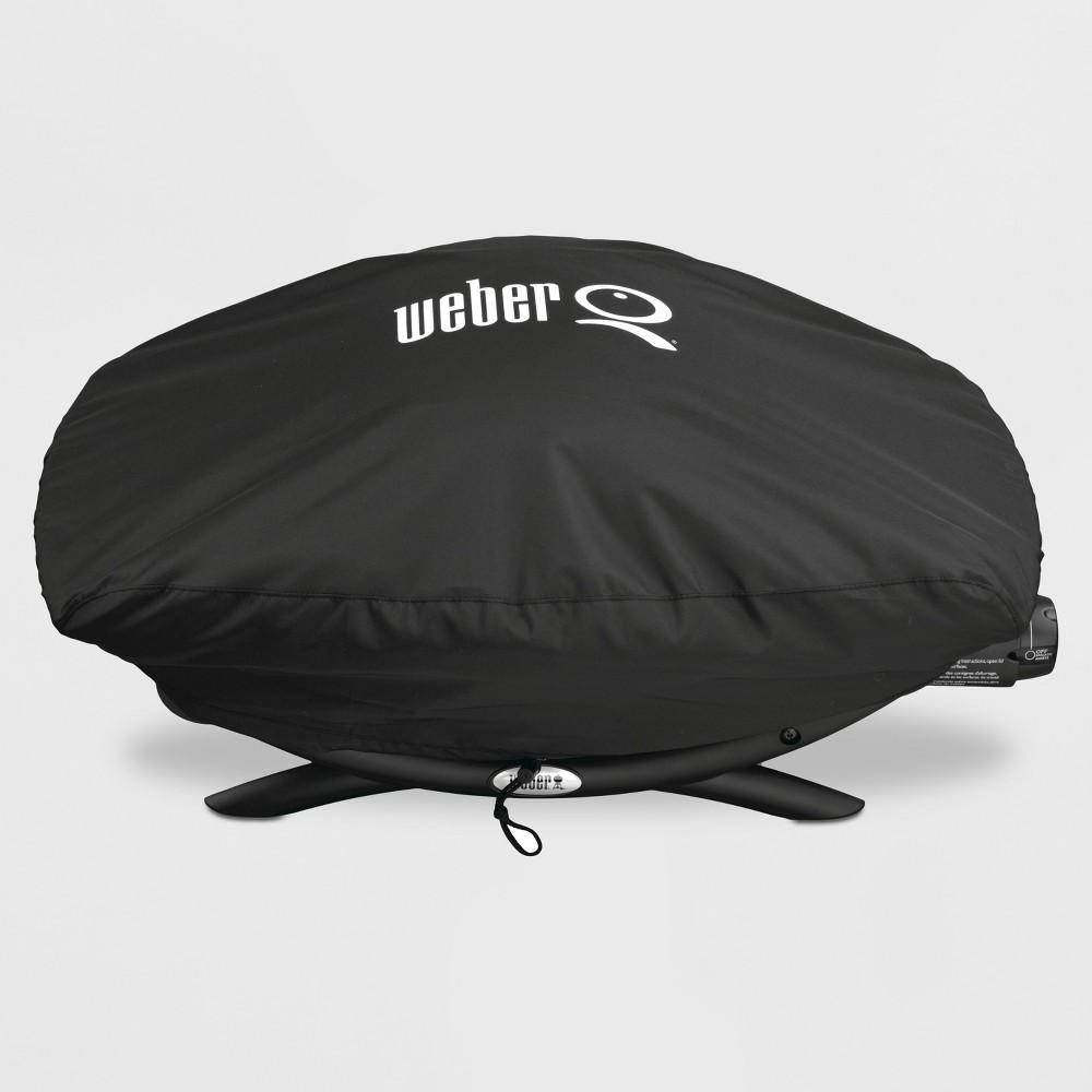 Weber Q200/2000 Bonnet Cover- Black 51829675