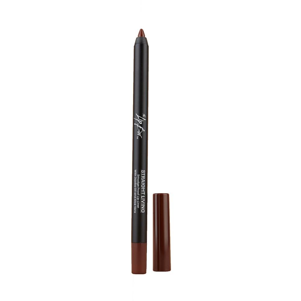 The Lip Bar Vegan Lip Liner Straight Livin 39 0 4oz