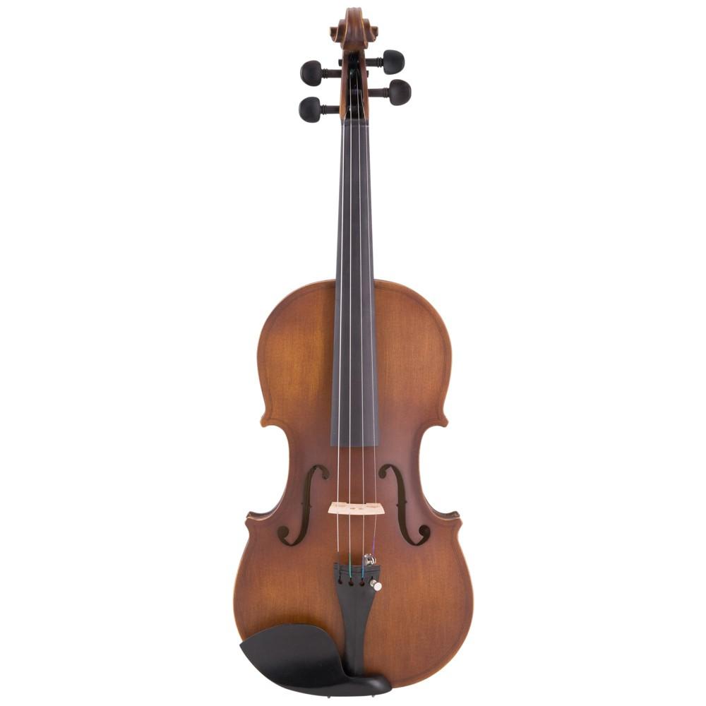Le'Var - 4/4 Student Violin Outfit - Natural, Brown