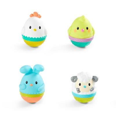Infantino Go gaga! Squeeze & Squeak Easter Eggs