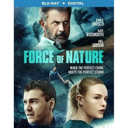 Force Of Nature (Blu-Ray + Digital)
