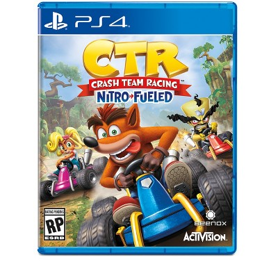 Crash Team Racing: Nitro Fueled - PlayStation 4