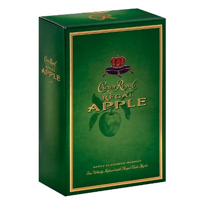 Crown Royal® Apple Whisky - 750mL Bottle