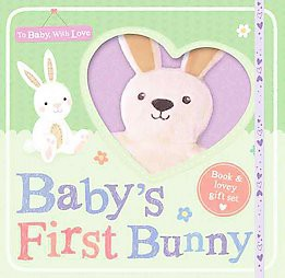 Baby's First Bunny (Hardcover)