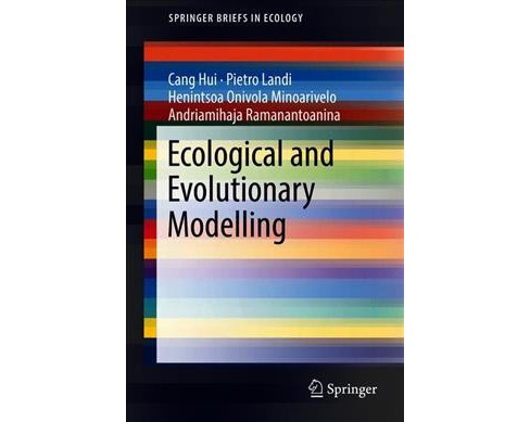 Ecological and Evolutionary Modelling -  (Paperback) - image 1 of 1