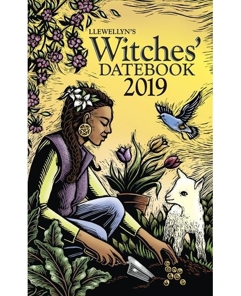 Llewellyn's 2019 Witches' Datebook -  (Paperback) - image 1 of 1