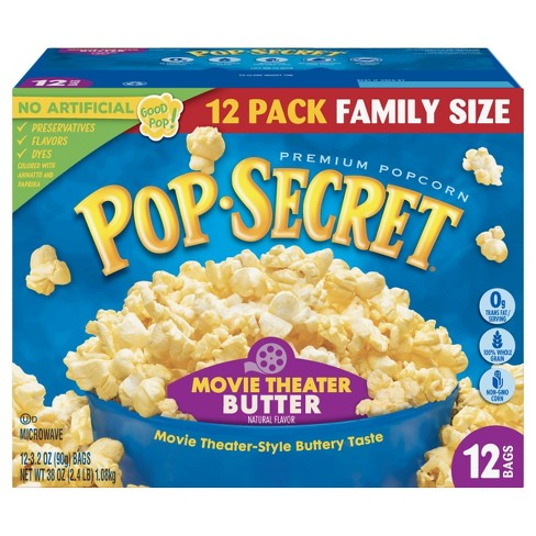 Pop Secret Movie Theater Er