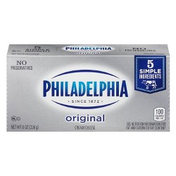 Philadelphia Original Cream Cheese - 8oz
