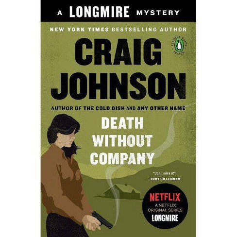 Death Without Company - (Longmire Mystery) by  Craig Johnson (Paperback) - image 1 of 1
