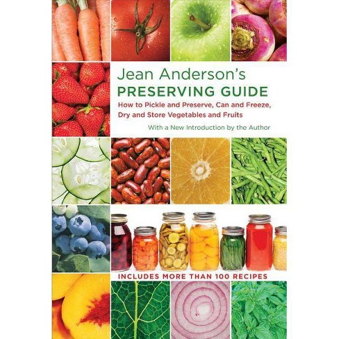 Jean Anderson's Preserving Guide - (Hardcover) - image 1 of 1