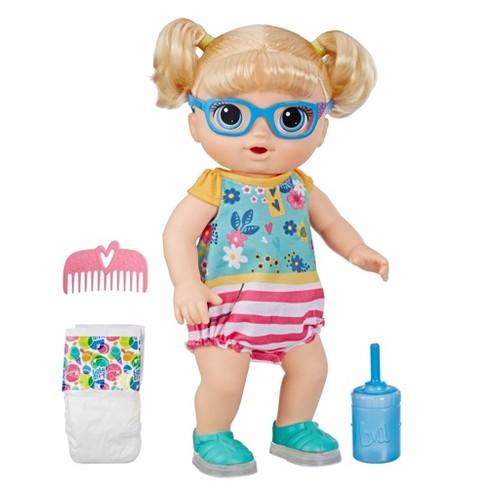 Baby Alive Step N Giggle Baby Blonde Hair Target