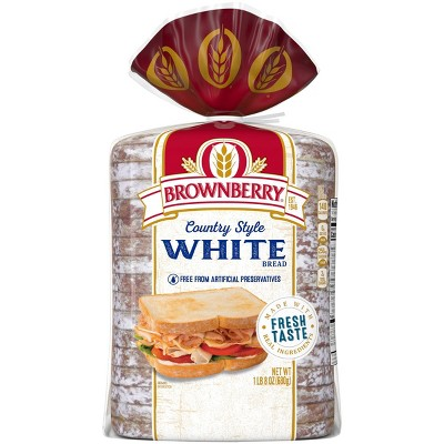 Brownberry Country White Bread - 24oz