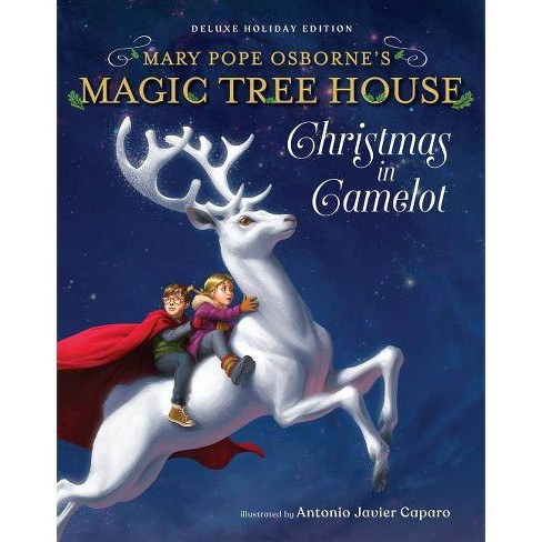 Magic Tree House Deluxe Holiday Edition: Christmas in Camelot - (Magic Tree House (R) Merlin Mission) - image 1 of 1