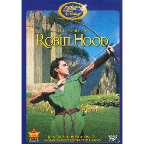 The Story Of Robin Hood (DVD) - image 1 of 1