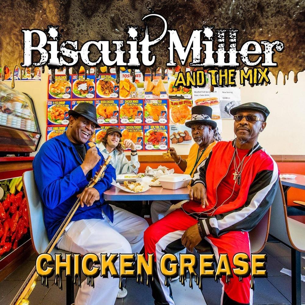 Biscuit Miller Chicken Grease Cd