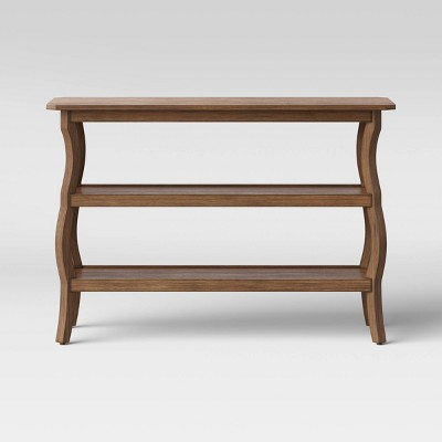 Shelburne Console Table Natural - Threshold™